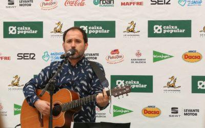 Músicos por la salud crea la canción oficial de la Volta a Peu València Caixa Popular