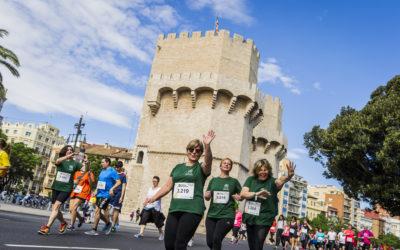 La Volta a Peu València Caixa Popular, un estandarte para la mujer deportista