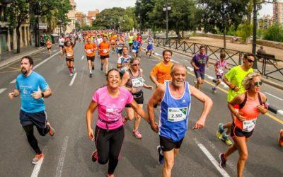 La Volta a Peu València Caixa Popular aporta una essència especial a la ciutat