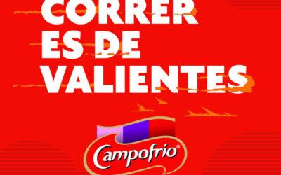 """Campofrío quiere demostrar que «correr es de valientes"""" y premiará al más valiente de la carrera"""