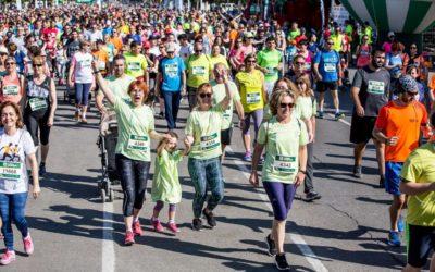 La Volta a Peu València Caixa Popular 2019 reafirma la presència femenina amb una participació de més del 52%