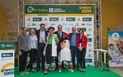 La 35ª edició de Volta A Peu València Caixa Popular revalida l'èxit de la seua experiència