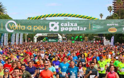 La Volta a Peu València Caixa Popular pospone su 66ª edición a 2022