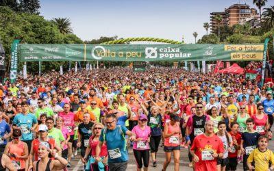 Últims consells per a gaudir de la Volta a Peu València Caixa Popular d'este proper diumenge