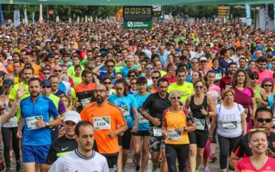 La Volta a Peu València Caixa Popular obri inscripcions presencials i online per a la seua edició de 2018