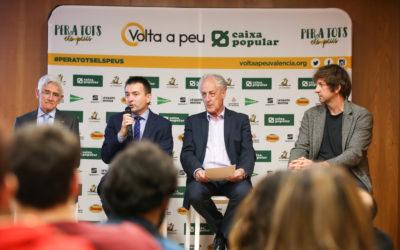 """Paco Borao: """"Esta filmació histórica demostra la passió que té València per les carreres populars"""""""